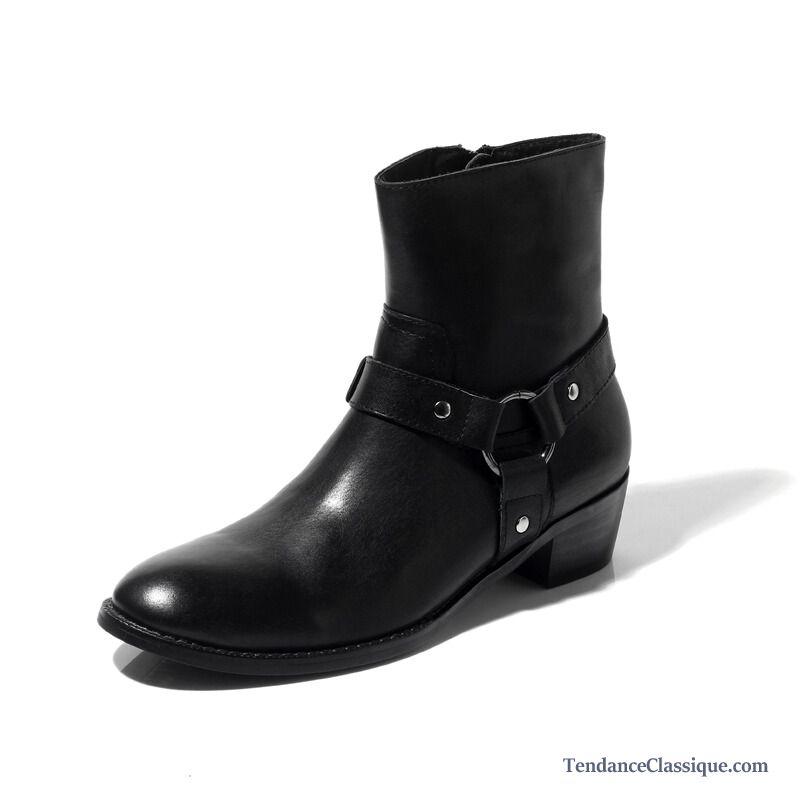 boots cuir homme soldes bottes homme cuir noir france. Black Bedroom Furniture Sets. Home Design Ideas