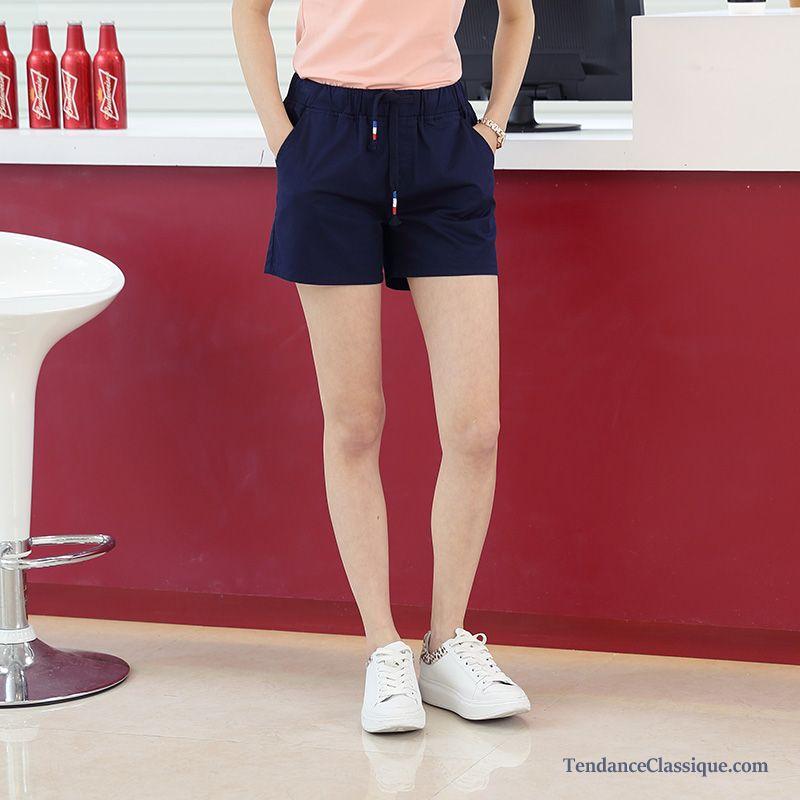 Chic Femme Pantalon BlancNoir Fluide Large Combinaison 6f7Yvybg