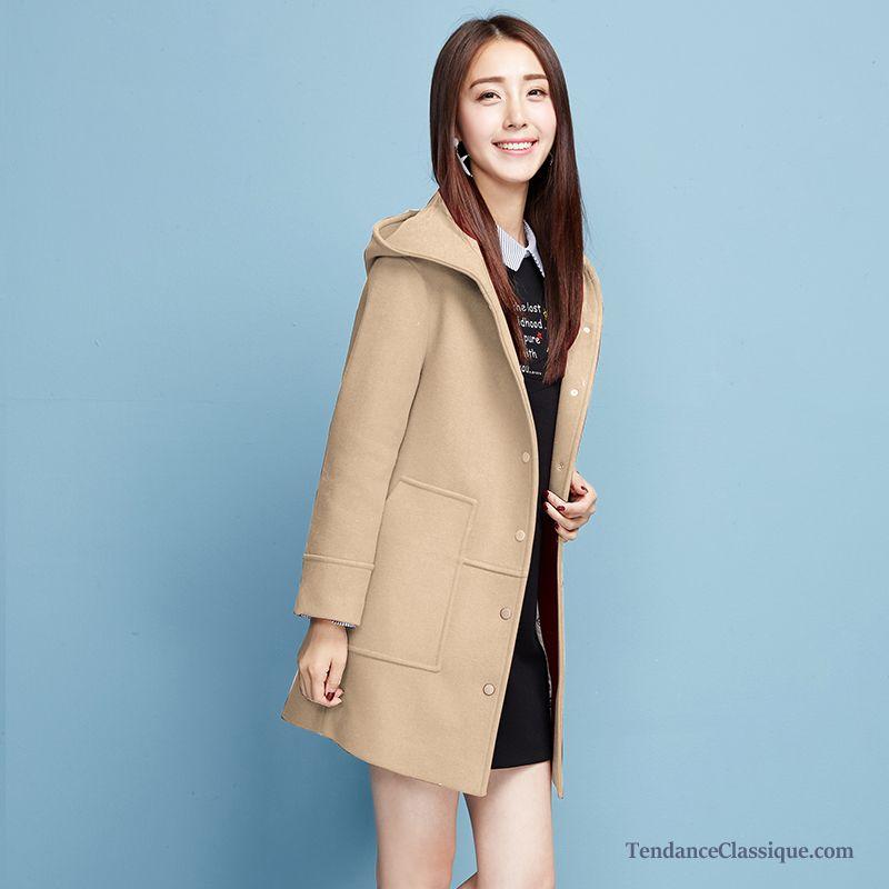 manteau cintr noir femme veste courte rouge femme. Black Bedroom Furniture Sets. Home Design Ideas