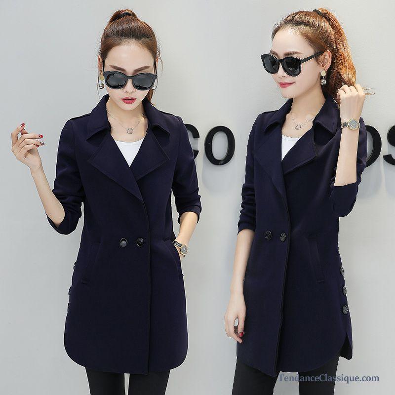 manteau femme noir cintr ambre veste d hiver pour femme. Black Bedroom Furniture Sets. Home Design Ideas