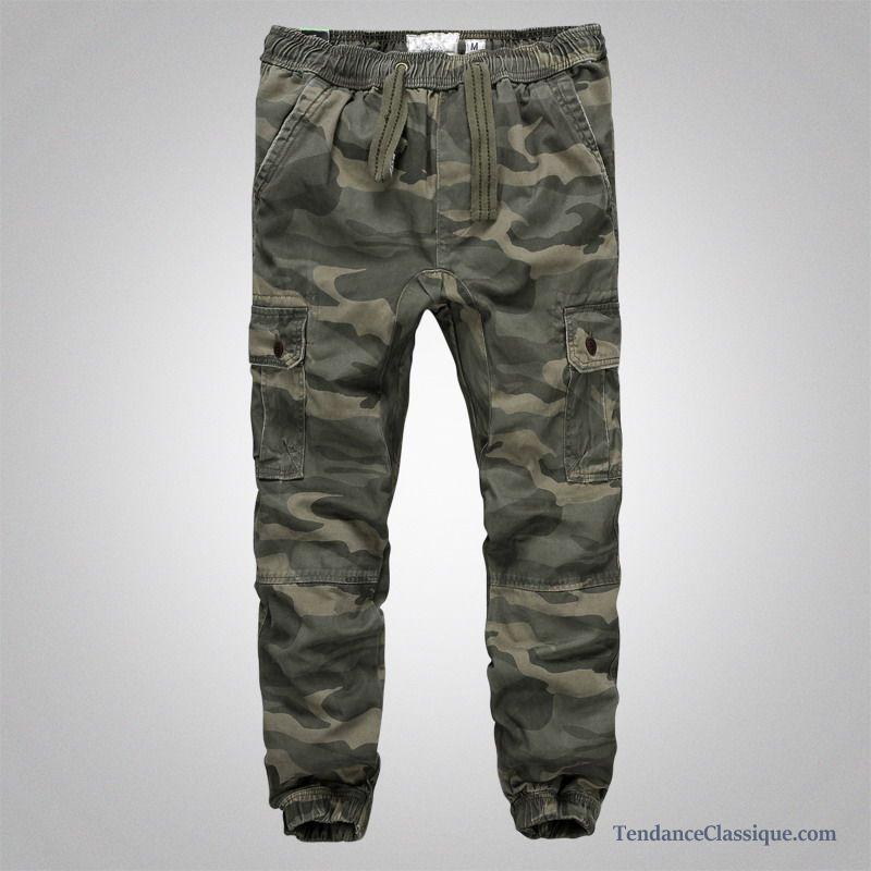 Pantalon HommeLin Pantalon Noir Noir Homme L35j4AR