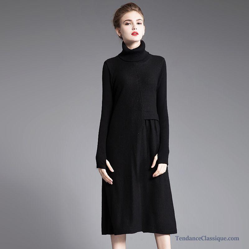 Petite Pour FemmeBleu Noir Et Robe tQshrdC