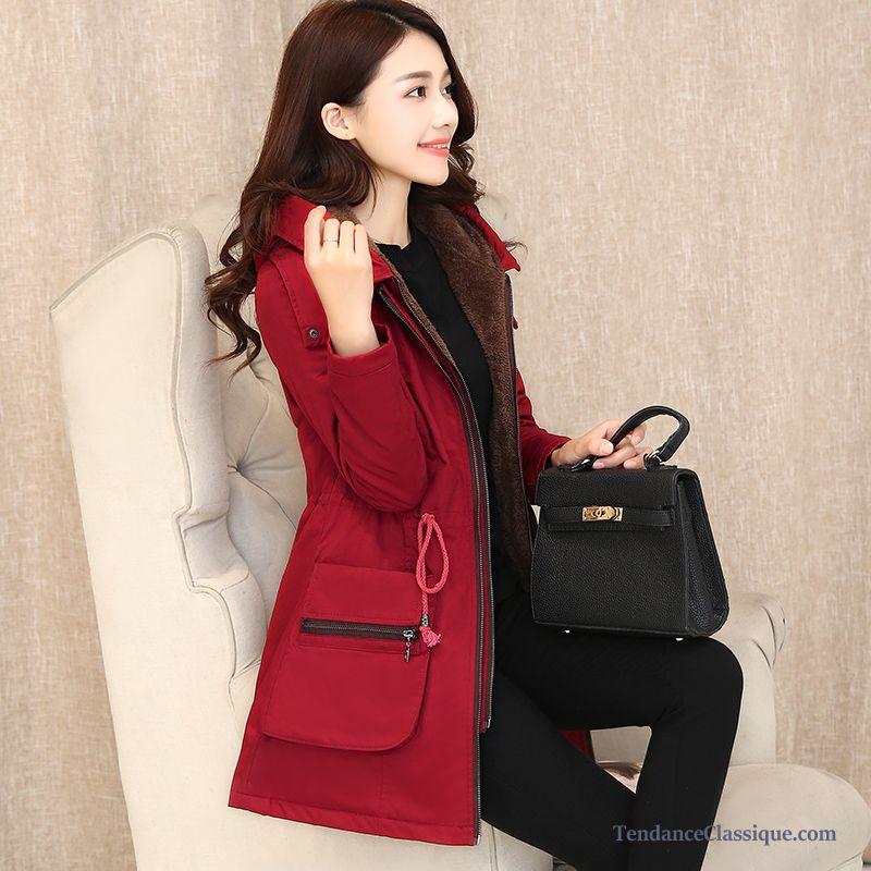 Veste longue blazer noir