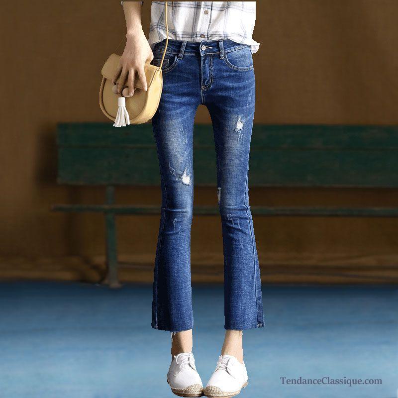 En De Originale Femme Veste Femme Jeans Jean Taille HwxB4