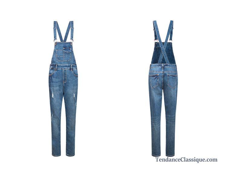 Jean Blanc Noir Femme Femme Pas Haute Pantalon Slim Cher Taille 11wPr