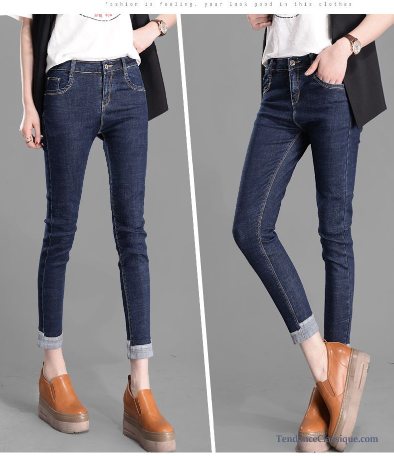 finest selection b097c e9923 Jean-Slim-Femme-Noir-Vente-Jeans-Femme-Pas-Cher-5008-d01.jpg