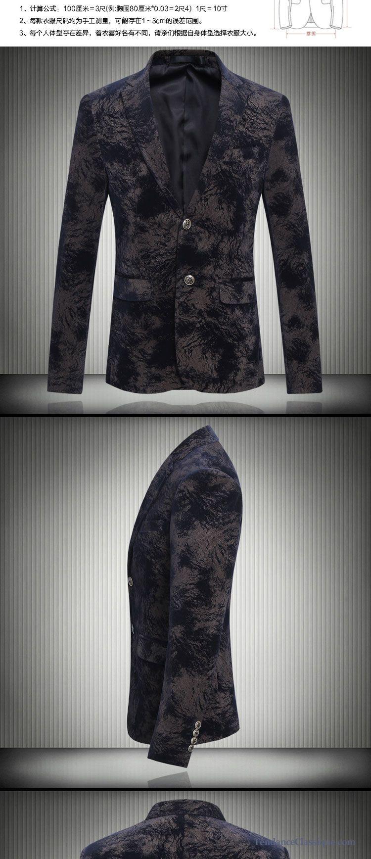 Veste De Blazer Homme Grande Taille, Blazer Mariage Original