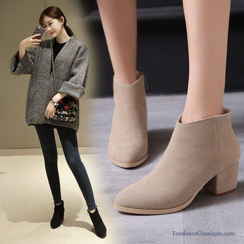 Bottes cuir pour femme bottes en plastique femme - Botte plastique femme ...