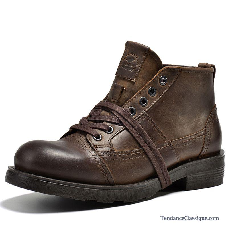 bottes haute pour homme chaussure homme classe. Black Bedroom Furniture Sets. Home Design Ideas