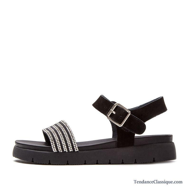 Cher Pas CuirFemme Bottines Sandales Sandales Pas Bottines N8mvnw0