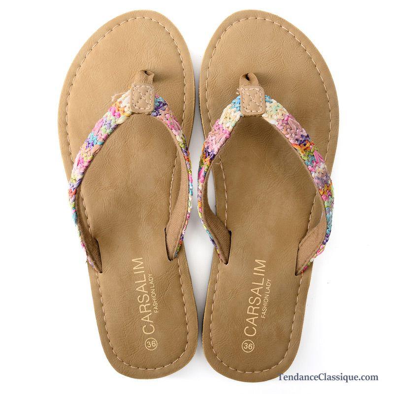 Chaussures pour enfants   Femme Chaussures : Tongs