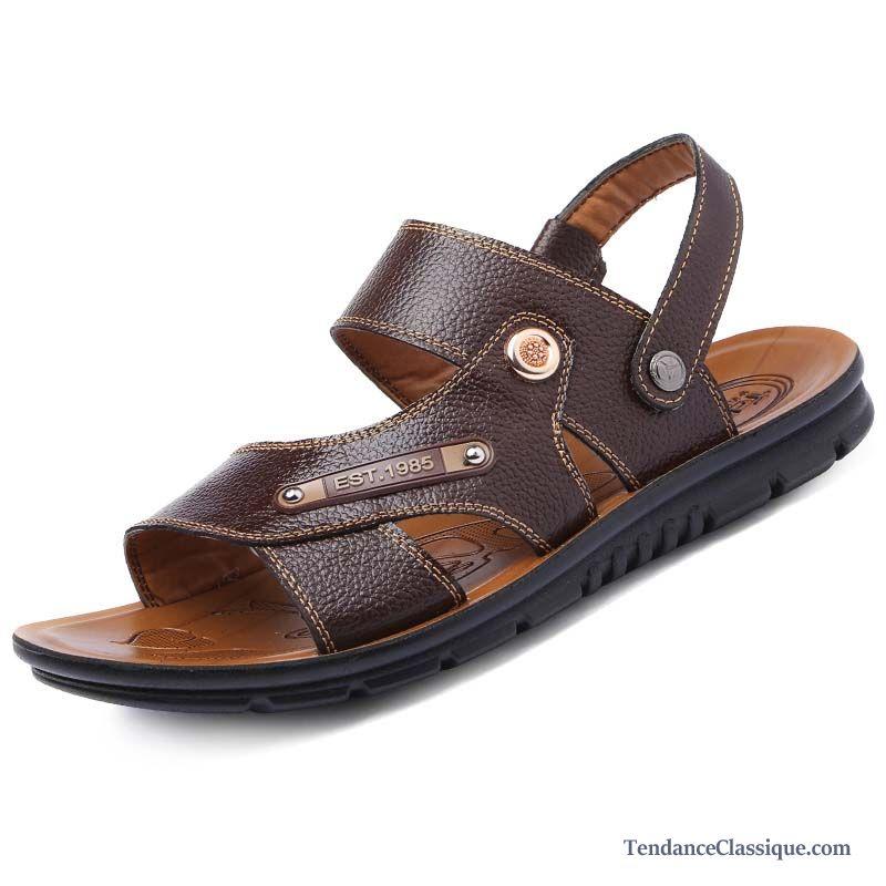 chaussure sandales homme pas cher saumon sandales en cuir pas cher. Black Bedroom Furniture Sets. Home Design Ideas