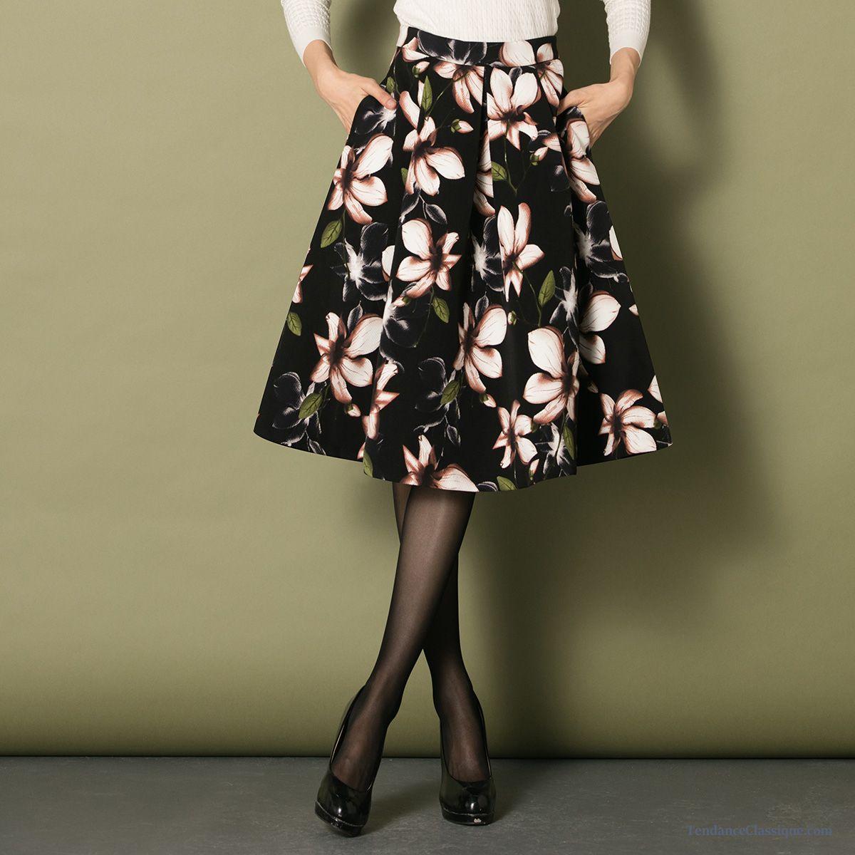 jupe longue pas cher femme jupe noire droite. Black Bedroom Furniture Sets. Home Design Ideas