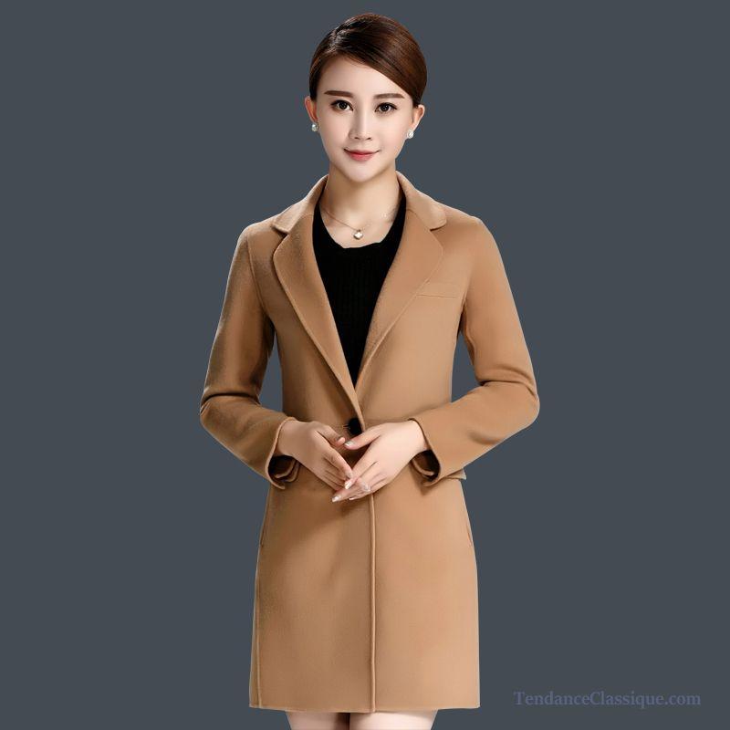 manteau court cintre hiver