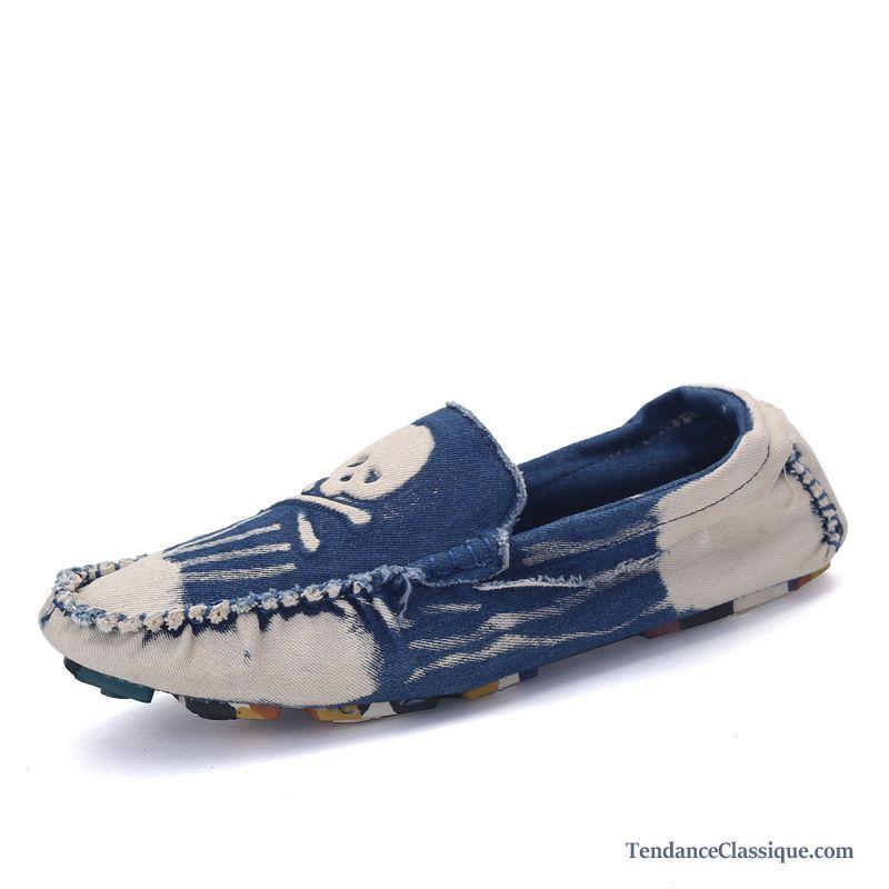 67aeb2981da9e5 Marque Chaussure Homme, Mocassin En Cuir Homme