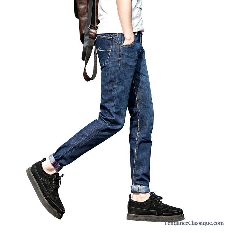 Cher HommePantalon Homme Marque Denim Pas Jeans De H2ID9E