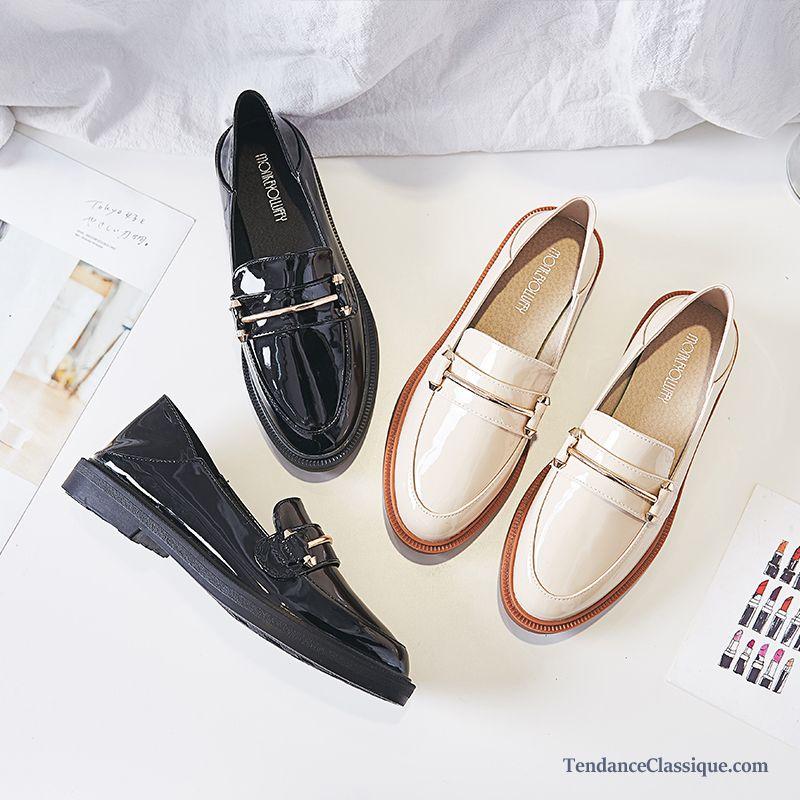 ab13c643d73425 Marque Mocassin Femme Palegoldenrod, Soldes Chaussures Femme Pas Cher