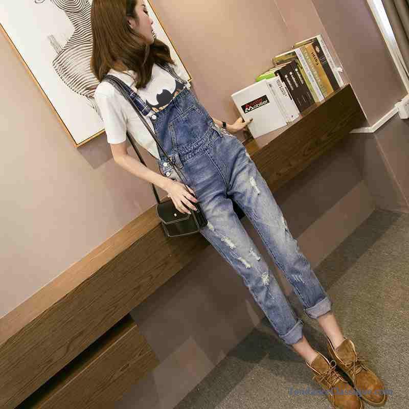 865a6a00b019b Pantalon Jean Large Neige, Jean Noir Femme Taille Haute Pas Cher
