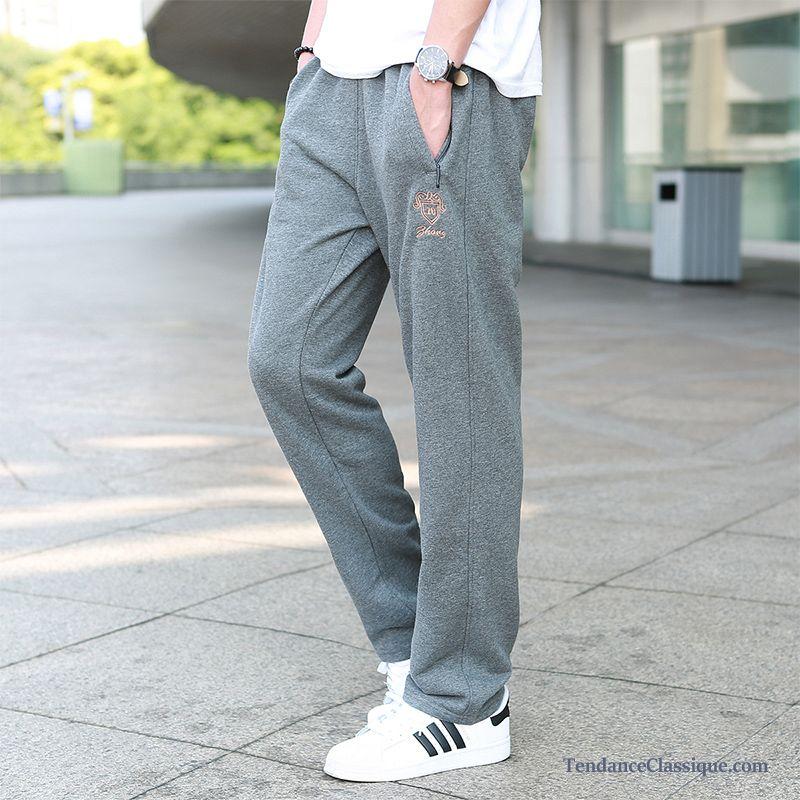7511605546662 Pantalon Lin Homme Noir Bordeaux, Pantalon Toile Homme