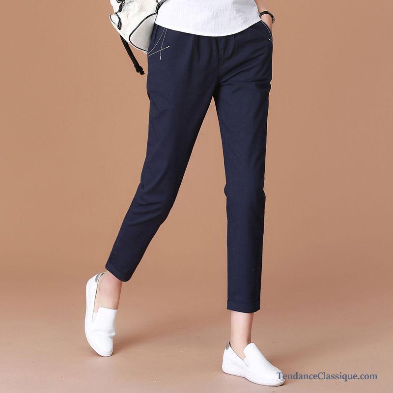 2c254ce520ce0 Pantalon Toile Enduite Femme, Pantalon Rose Femme