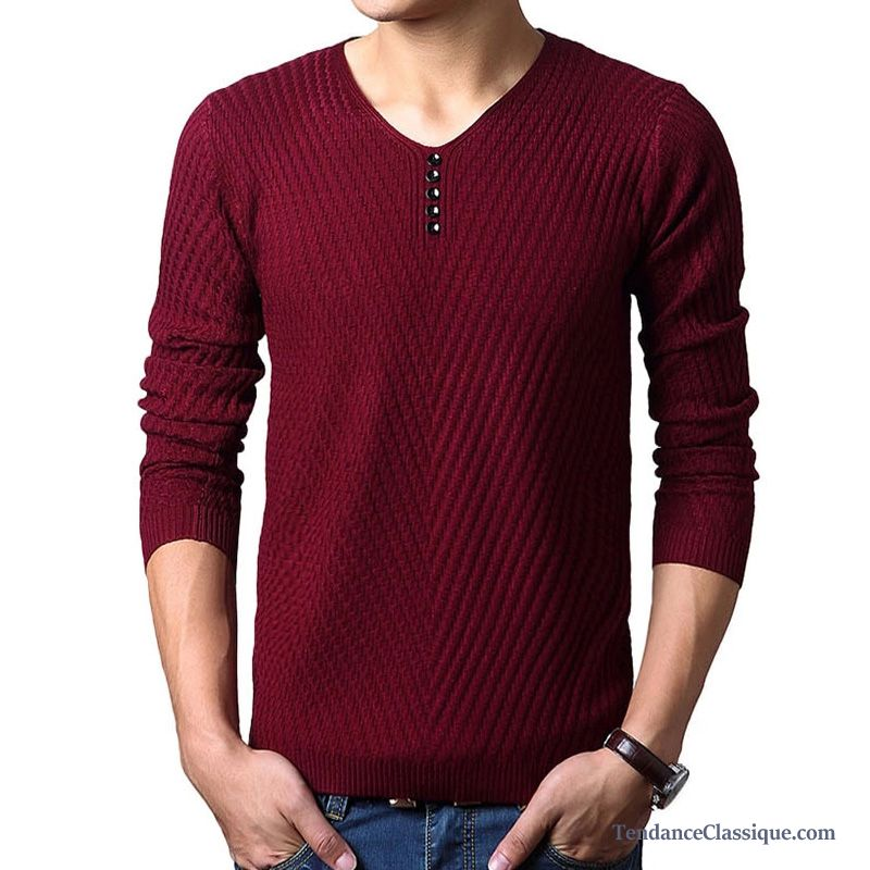 Pull Homme Promo Seashell, Pull Blanc Homme Soldes