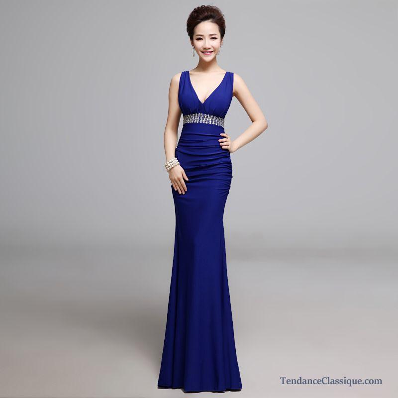 robe classique pour femme vetement femme robe longue. Black Bedroom Furniture Sets. Home Design Ideas