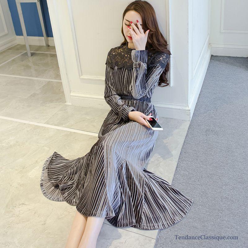 fdc76c244f4 Robe Originale Femme Argent