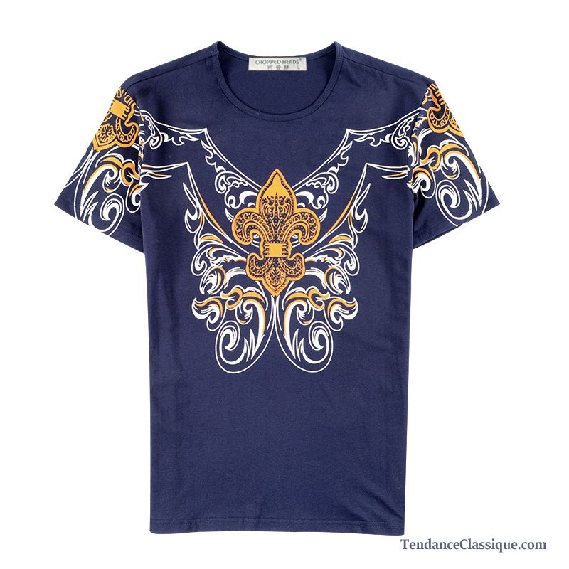 T Shirt Simili Cuir Homme Palegoldenrod, Long Tee Shirt Homme