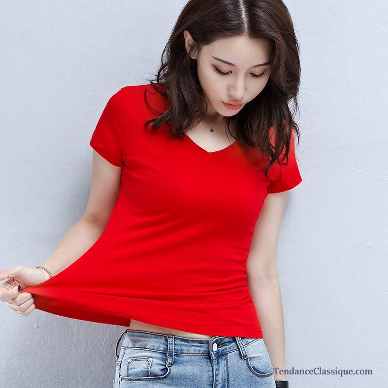 Longues Manches Tee Shirt Tunique Coton Femme PenséeT 1TcF3lKJ