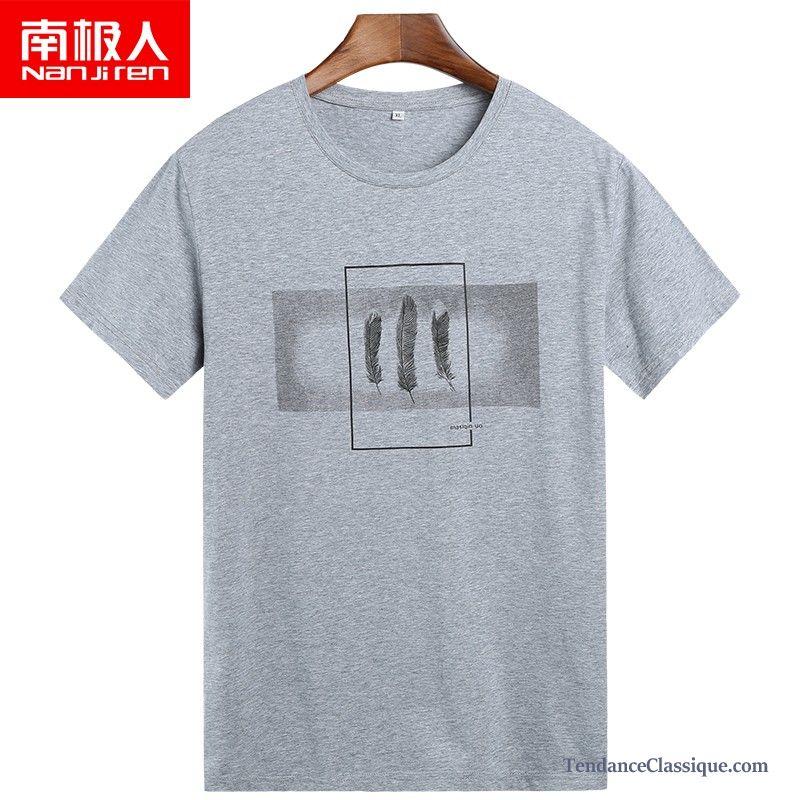 De Tee Homme Shirt En Blanc SoldeAchat Marque ED9YWHI2