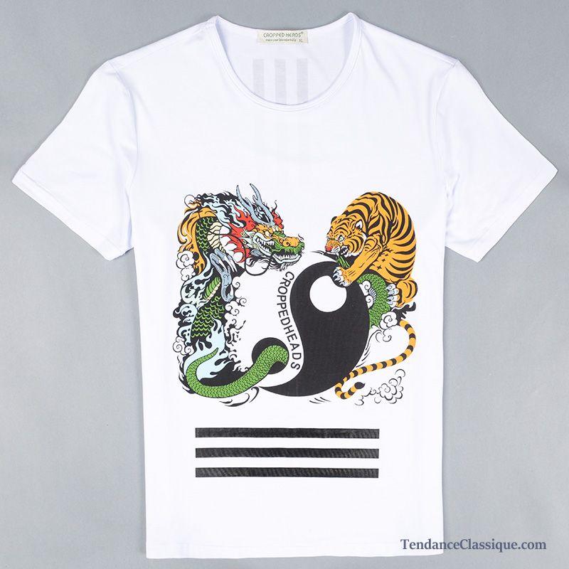 tee shirt homme a fleur or t shirt col v homme pas cher. Black Bedroom Furniture Sets. Home Design Ideas