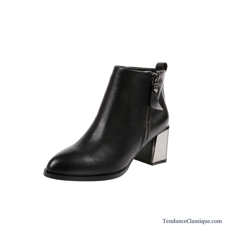 vente de bottes en ligne bottes en cuir pour femme pas cher. Black Bedroom Furniture Sets. Home Design Ideas