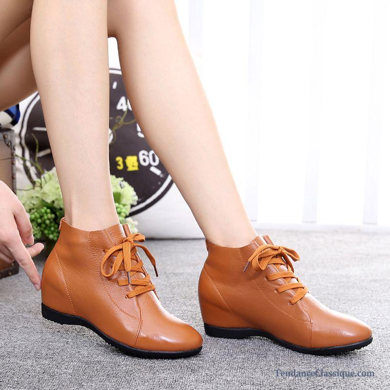 économiser 80b2c c6755 Vente De Chaussures En Ligne Bronzer, Chaussures Femme Cuir ...