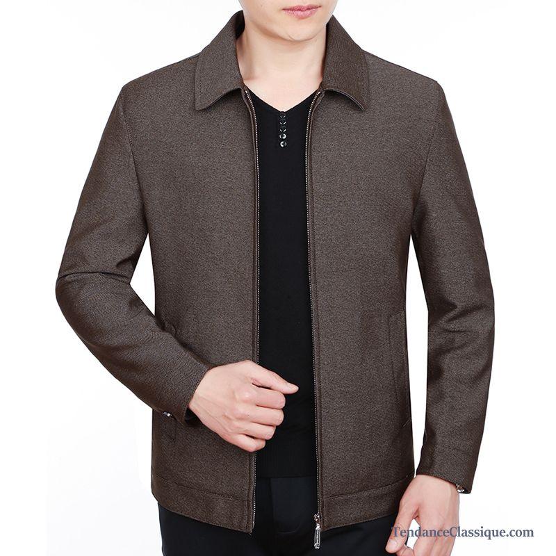 veste homme hiver cuir pas cher tendance classique. Black Bedroom Furniture Sets. Home Design Ideas
