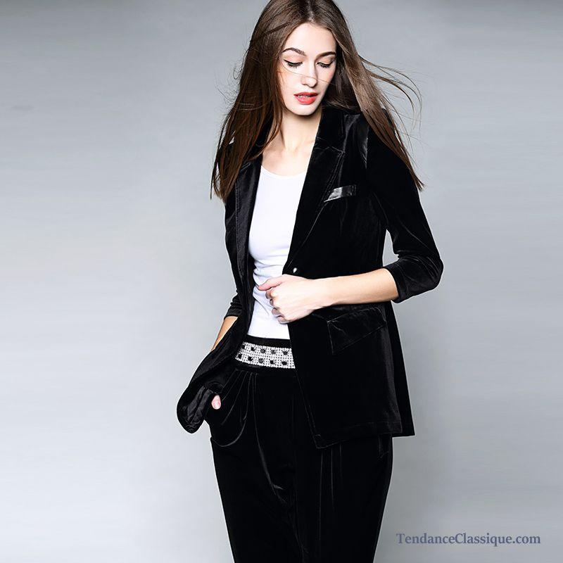 Veste courte en laine femme