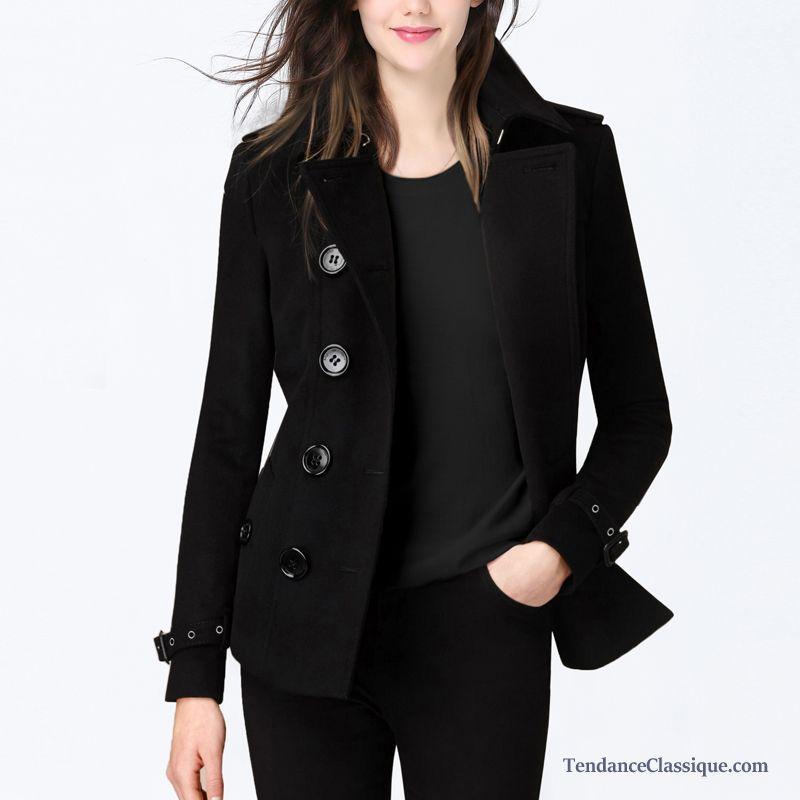 veste courte femme noire veste femme mode. Black Bedroom Furniture Sets. Home Design Ideas