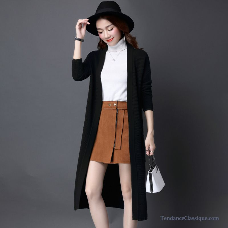 Veste jean noir femme pas cher