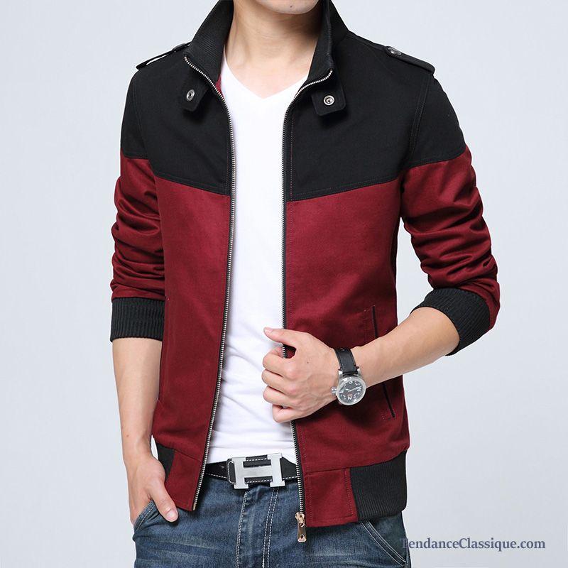 Rouge Rouge Fashion Homme Veste Veste Veste Chameau Costume 0Yq6U6w